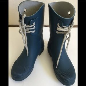 Nomad Rain Boots Size 7